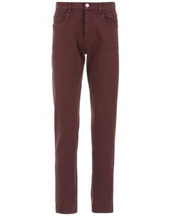 Egrey прямые брюки 42 фиолетовый Egrey