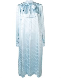 Saks potts платье с горловиной на завязке Saks potts