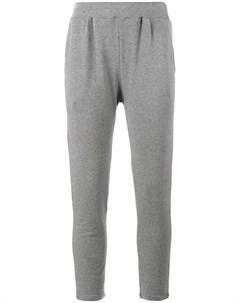 Lot78 зауженные книзу спортивные брюки s серый Lot78