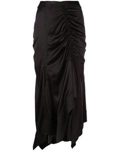 Tanya taylor расклешенная юбка миди Tanya taylor