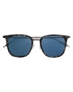 Tomas maier eyewear солнцезащитные очки с затемненными линзами Tomas maier eyewear