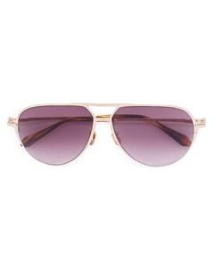brioni солнцезащитные очки авиаторы Brioni