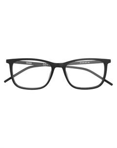 hugo hugo boss солнцезащитные очки в квадратной оправе Hugo hugo boss