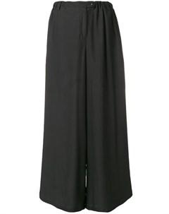 Sartorial monk брюки палаццо с завышенной талией Sartorial monk