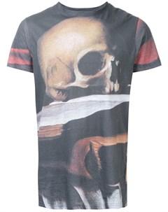 Matthew miller футболка marshall skull Matthew miller