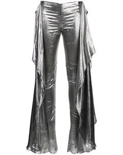 Paula knorr брюки металлик relief s Paula knorr
