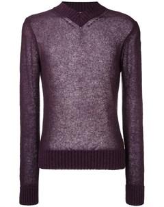 Al duca d aosta 1902 свитер с v образным вырезом xxl розовый Al duca d'aosta 1902