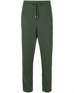 Mads norgaard брюки с завязкой на талии puvi Mads nørgaard