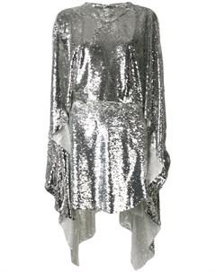Paula knorr вечернее платье с пайетками Paula knorr