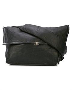 Taichi murakami сумка мессенджер с откидным клапаном Taichi murakami
