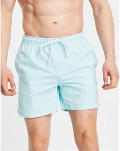 Бирюзовые шорты для плавания Tom tailor