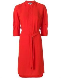 Hope платье рубашка длины миди Hope