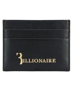 billionaire визитница с логотипом Billionaire