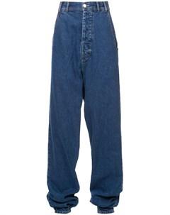 Neith nyer удлиненные джинсы 32 синий Neith nyer