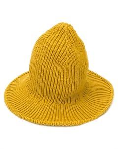 Ami alexandre mattiussi ребристая шляпа Ami alexandre mattiussi