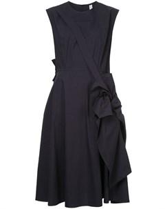 Roberts wood асимметричное платье Roberts wood