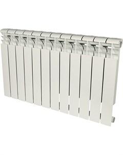 Радиатор секционный алюминиевый Rommer
