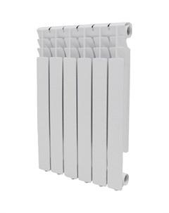 Радиатор секционный алюминиевый Oasis