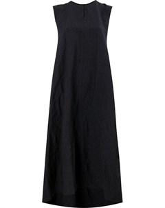 Toogood платье трапеция асимметричного кроя Toogood