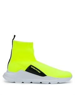 Daniel patrick высокие кроссовки 40 желтый Daniel patrick