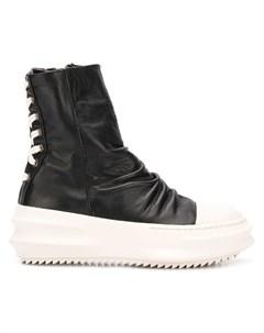 D gnak ботинки со шнуровкой D.gnak