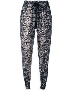 markus lupfer спортивные брюки Markus lupfer
