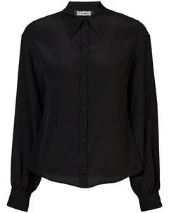 Rockins рубашка с рукавами клеш Rockins