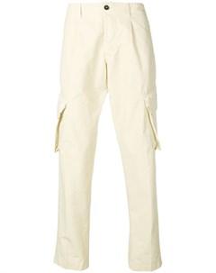 President s брюки с накладными карманами нейтральные цвета President's