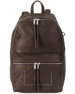 rick owens удлиненный рюкзак Rick owens