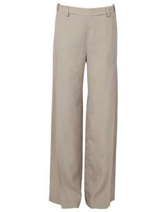 ilaria nistri широкие брюки нейтральные цвета Ilaria nistri