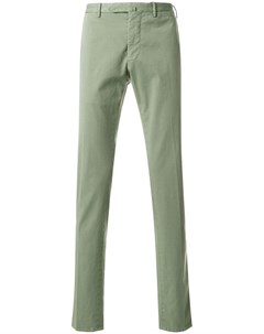 Biagio santaniello брюки узкого кроя 56 зеленый Biagio santaniello
