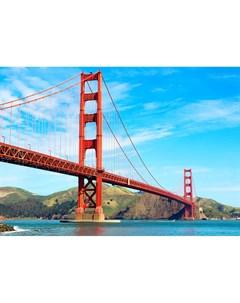 Фотообои Золотые ворота 360х254см Decoretto