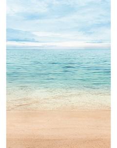 Фотообои Берег моря 2 180х254см Decoretto