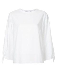 Mads norgaard оксфордская блузка sprilla 34 белый Mads nørgaard