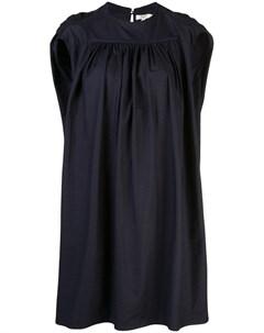 Atlantique ascoli платье трапеция со сборками Atlantique ascoli