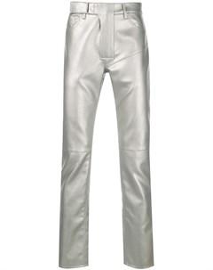 Cmmn swdn брюки с кожаным эффектом Cmmn swdn