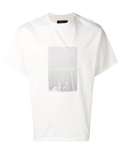 Daniel patrick футболка с фотопринтом нейтральные цвета Daniel patrick