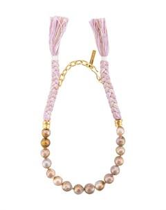 Lizzie fortunato jewels ожерелье corsica collar Lizzie fortunato jewels