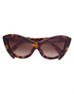 Fakbyfak солнцезащитные очки в оправе кошачий глаз Fakbyfak
