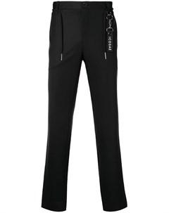 Icosae брюки строгого кроя m черный Icosae