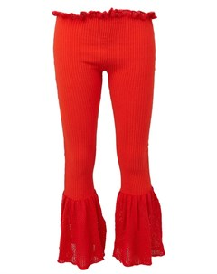 Helen lawrence расклешенные брюки s красный Helen lawrence