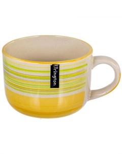 Бульонница Аэрограф желтая радуга 500 мл арт 139 23020 Elrington