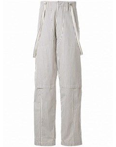 E tautz брюки с подтяжками E. tautz