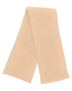 Andersen andersen шарф в рубчик один размер нейтральные цвета Andersen-andersen