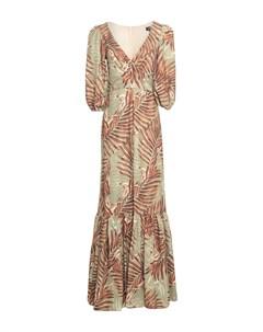 Длинное платье Patbo