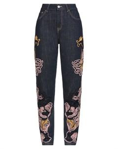 Джинсовые брюки Si jay