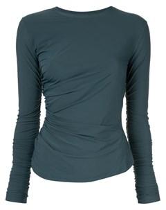 Irene футболка со сборками Irene
