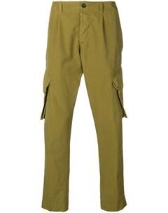 President s брюки с накладными карманами President's