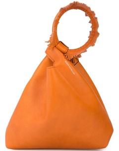 Elena ghisellini мини сумка с верхней ручкой Elena ghisellini