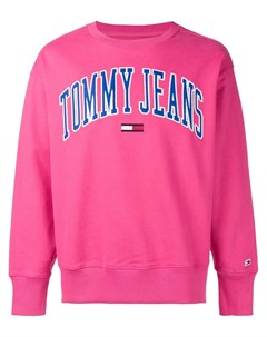 tommy jeans толстовка с вышитым логотипом Tommy jeans